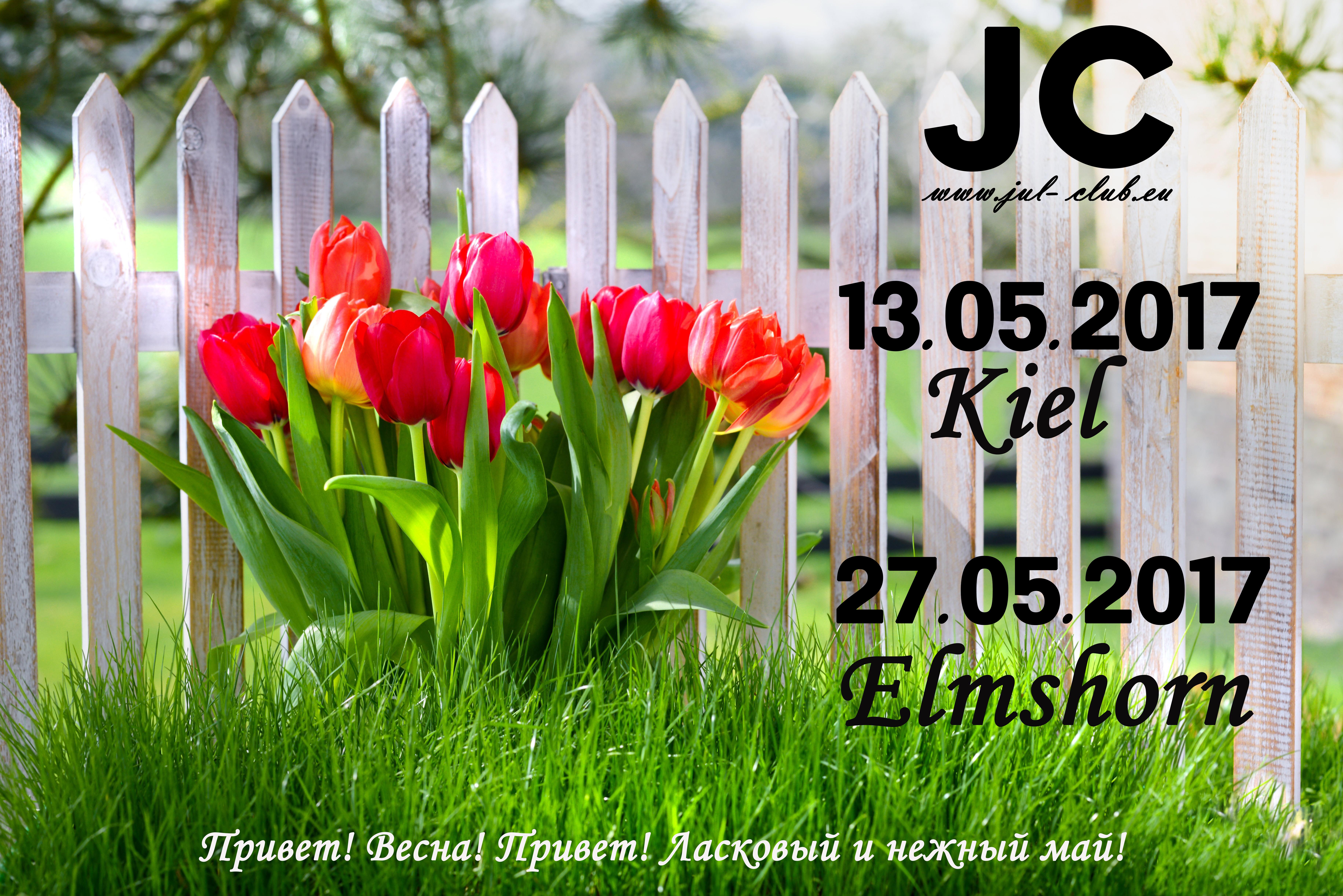 Jul Club mai Elmshorn Kiel